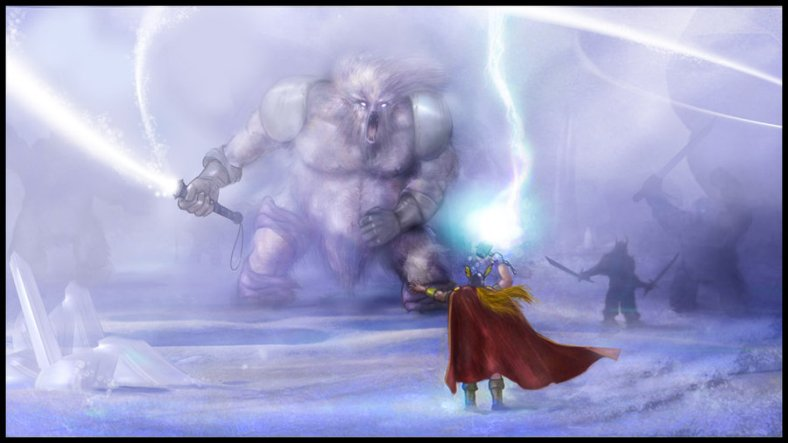 thor_vs_the_frost_giants_fanart_by_magnetos-d4h9nsr.jpg